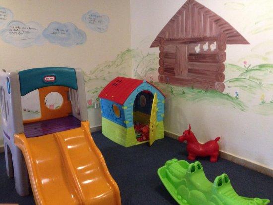 Hotel Sorea Maj: The children's area