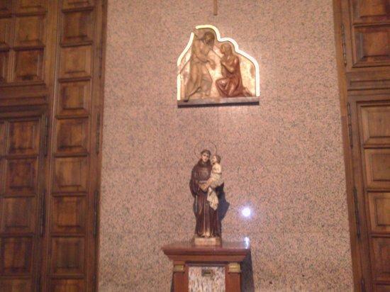 Iglesia de San Juan de la Cruz : San Antonio