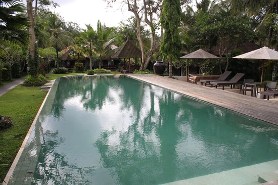 Y Resort Ubud: rustgevende tuin