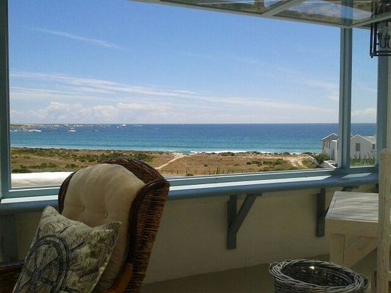 Gilcrest Place BnB : great sea views