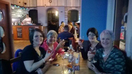NOM Restaurant & Bar Hanley: lovely evening