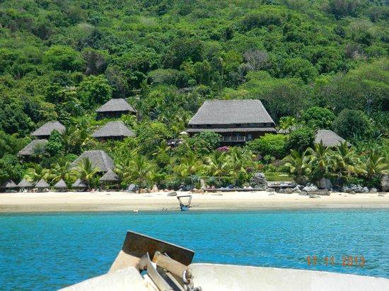 Tsara Komba Luxury Beach Forest Lodge: Tsara Komba