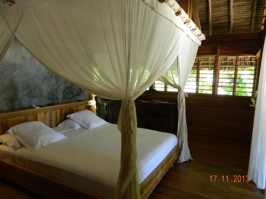 Tsara Komba Luxury Beach Forest Lodge: Bedroom