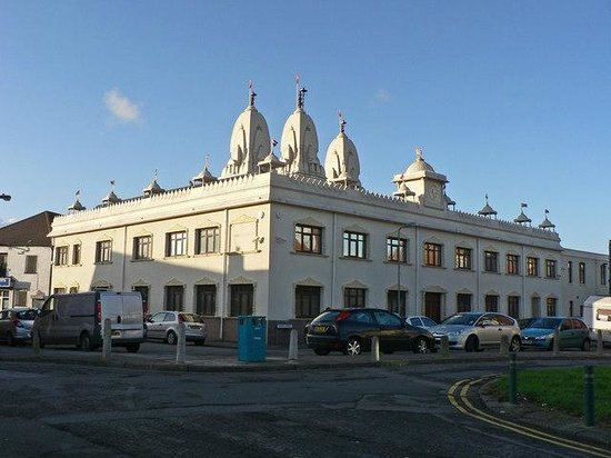 ‪Shree Swaminarayan Temple Cardiff‬