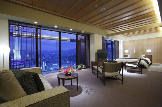 Hotel Granvia Kyoto: Choraku-Suite