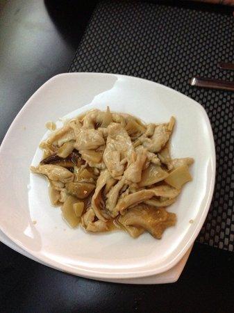 Osaka: Pollo alle mandorle