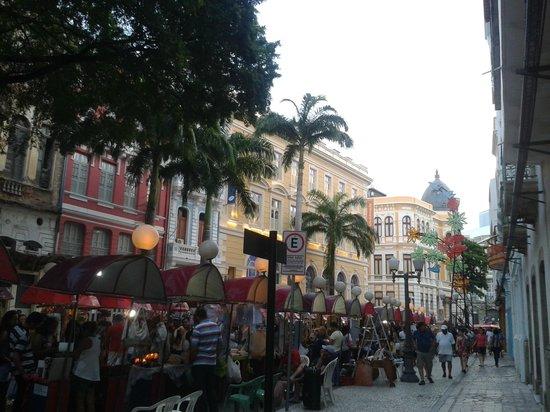 Artesanato Alemao No Brasil ~ Feira de artesanato dia de domingo na rua do Bom Jesus Picture of Recife Antigo, Recife