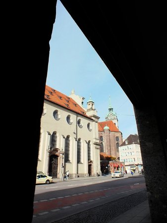 Astor Hotel: Прогулки по Мюнхену