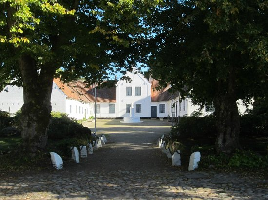 Mollehuset: Bangsbo Hovedgård