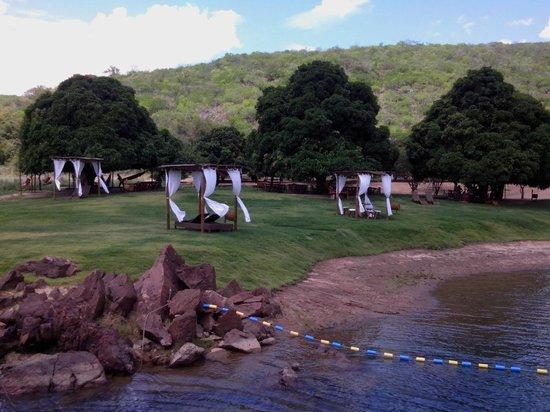 Pousada D' Lia: Eco parque