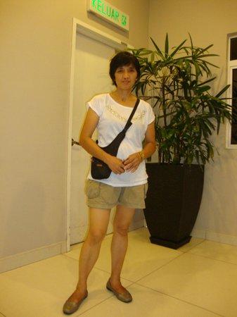 Tune Hotel Danga Bay : Tune Hotels Danga Bay
