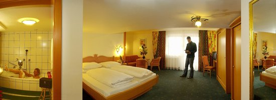 Bergheimat Hotel: Komfortzimmer