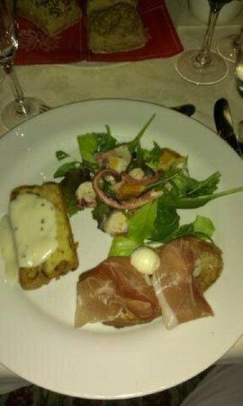 Albergo Dimaro: piatto