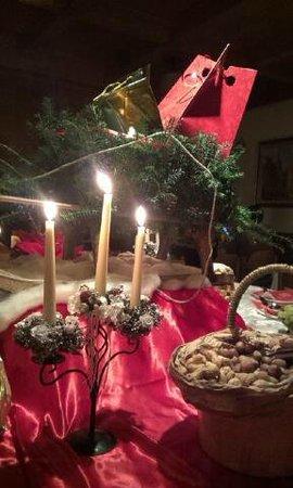 Albergo Dimaro: cena fine anno