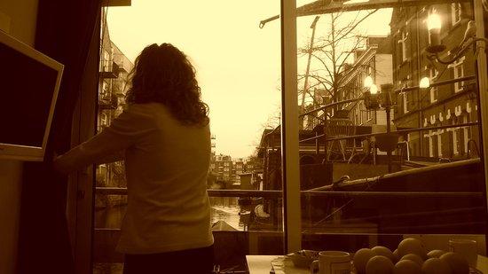 Ark16: vista dalla grande finestra