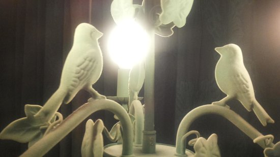 Ark16: lampadario... grandioso!