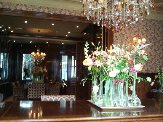 Hotel Estherea: Interior