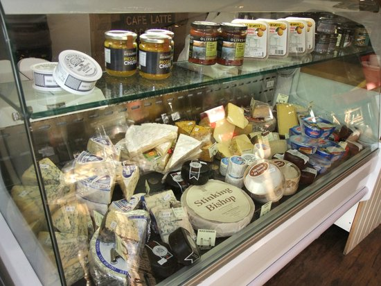The Campden Pantry: Our Deli Chillers