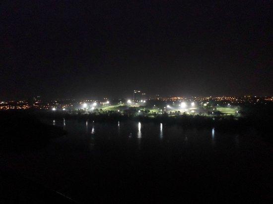 Bayu Marina Resort: Night View