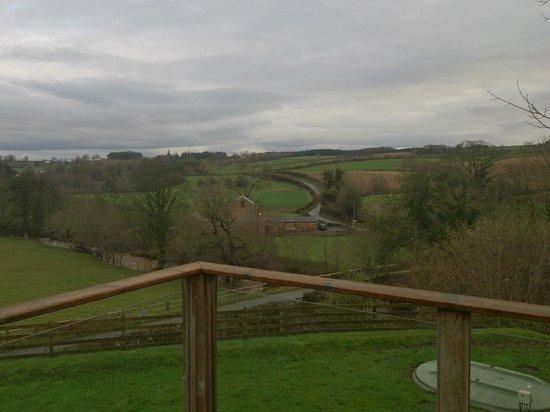 Hall Hills: View from balcony