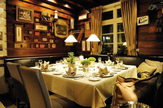 Wellings Romantik Hotel zur Linde: Restaurant - Felkestube