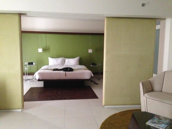 The Picasso Boutique Serviced Residences: Bedroom - Suite