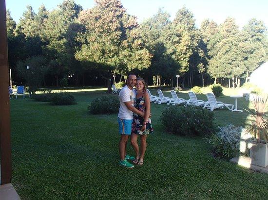 Las Lomas Suites & Spa : Vista del Parque