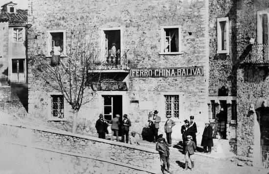 Ristorante Laudomia da Rossano : 1920 circa