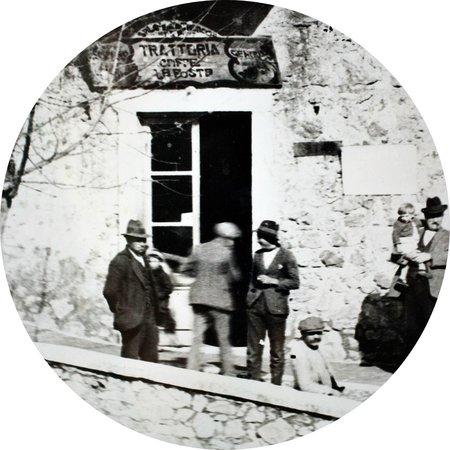 Ristorante Laudomia da Rossano : LAUDOMIA • dal 1890