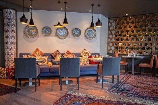 Restaurant Suzani