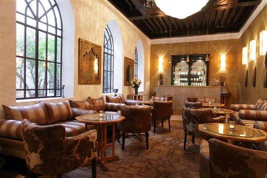 Palais Khum : Lounge Bar