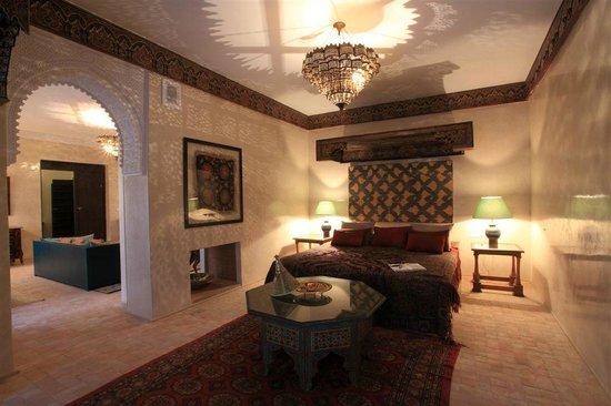 Palais Khum : Grande Suite El Bacha
