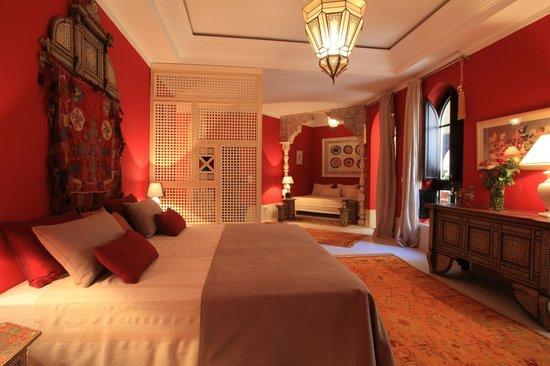 Palais Khum: Suite