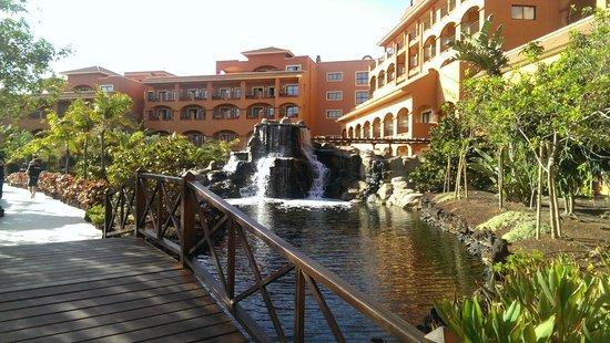 Sheraton Fuerteventura Beach, Golf & Spa Resort : Grounds