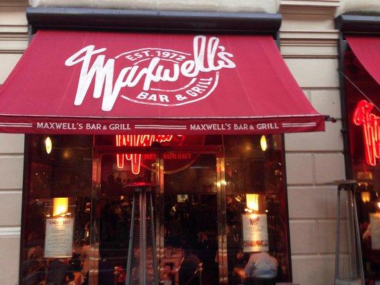 Maxwell's : Outside Maxwells