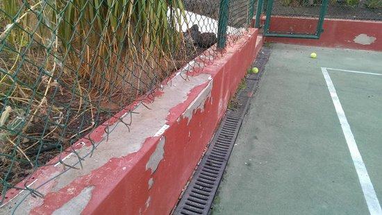 Sheraton Fuerteventura Beach, Golf & Spa Resort: Tennis Courts