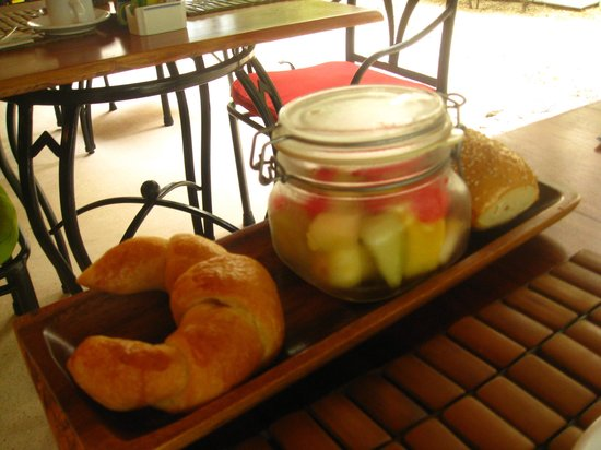 Aqualuna Boutique Hotel by Xperience Hotels: our choice of breakfast