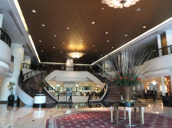 The Athenee Hotel, a Luxury Collection Hotel, Bangkok: ロビー