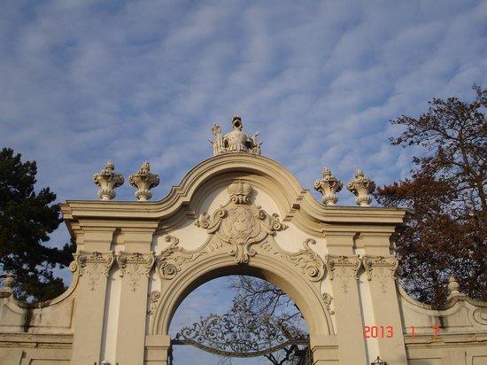 Festetics Palace : Струков