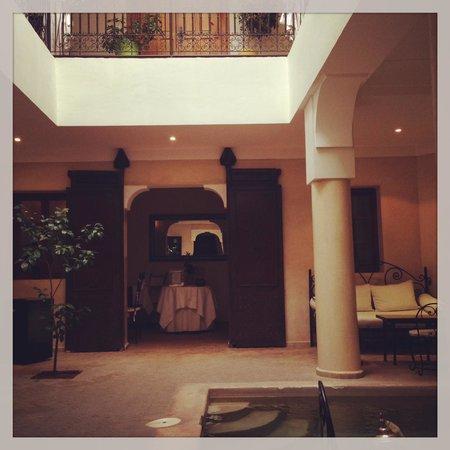 Riad Al Badia: espace détente