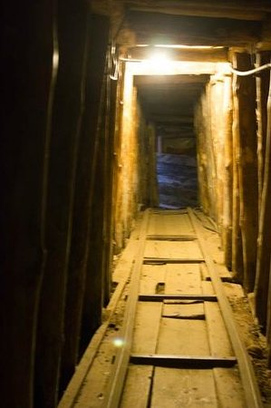 Insider City Tours & Excursions : Inside the Tunnel