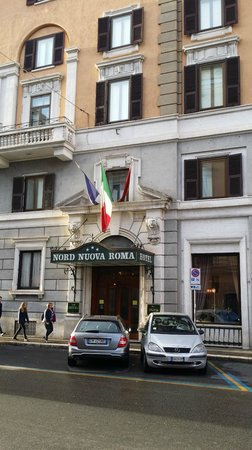Hotel Nord Nuova Roma: FRONT