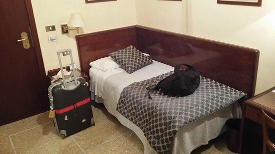 Hotel Nord Nuova Roma : BED