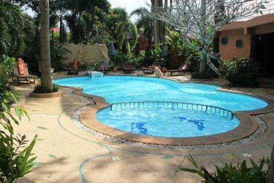 Polina Park Hotel: pool at the resort