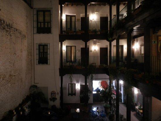 El Rey Moro Hotel Boutique Sevilla: Le Patio