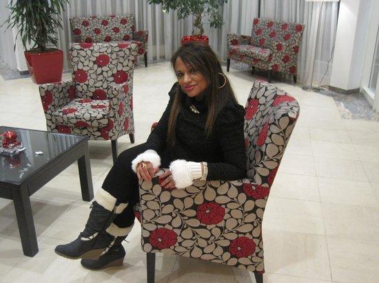 Austria Trend Hotel Bosei Wien: lobby