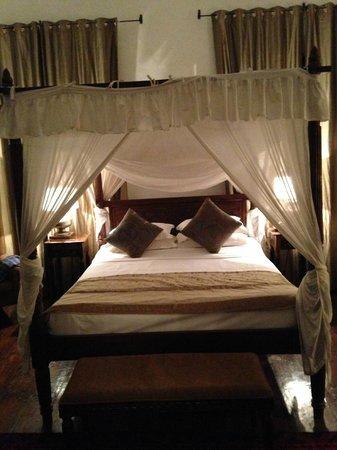 Siolim House : Bedroom