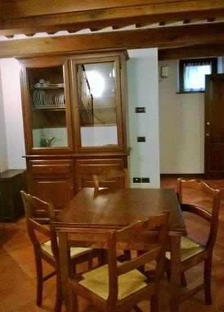 Montecorneo Country House : Soggiorno Monolocale - Living room mini flat