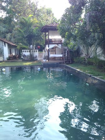 Siolim House : Pool