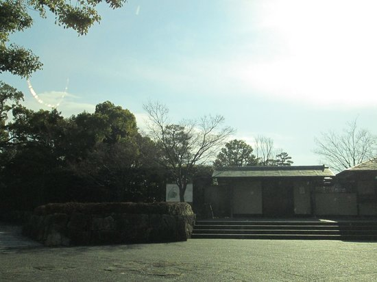 Shirotori Garden : 受付入口